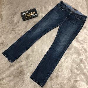 Paige Women's Skyline Jeans Denim Skinny 31